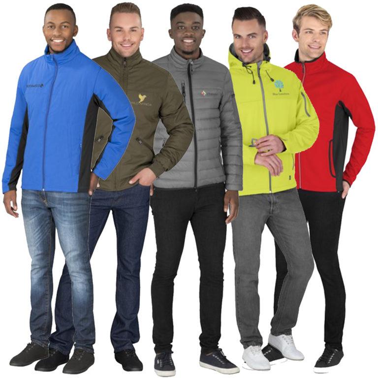 Idea-Shack Corporate Clothing Mens Jackets