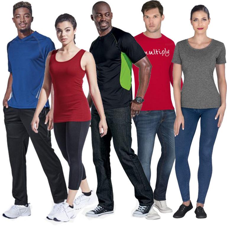 Idea-Shack Branded Clothing T-Shirts