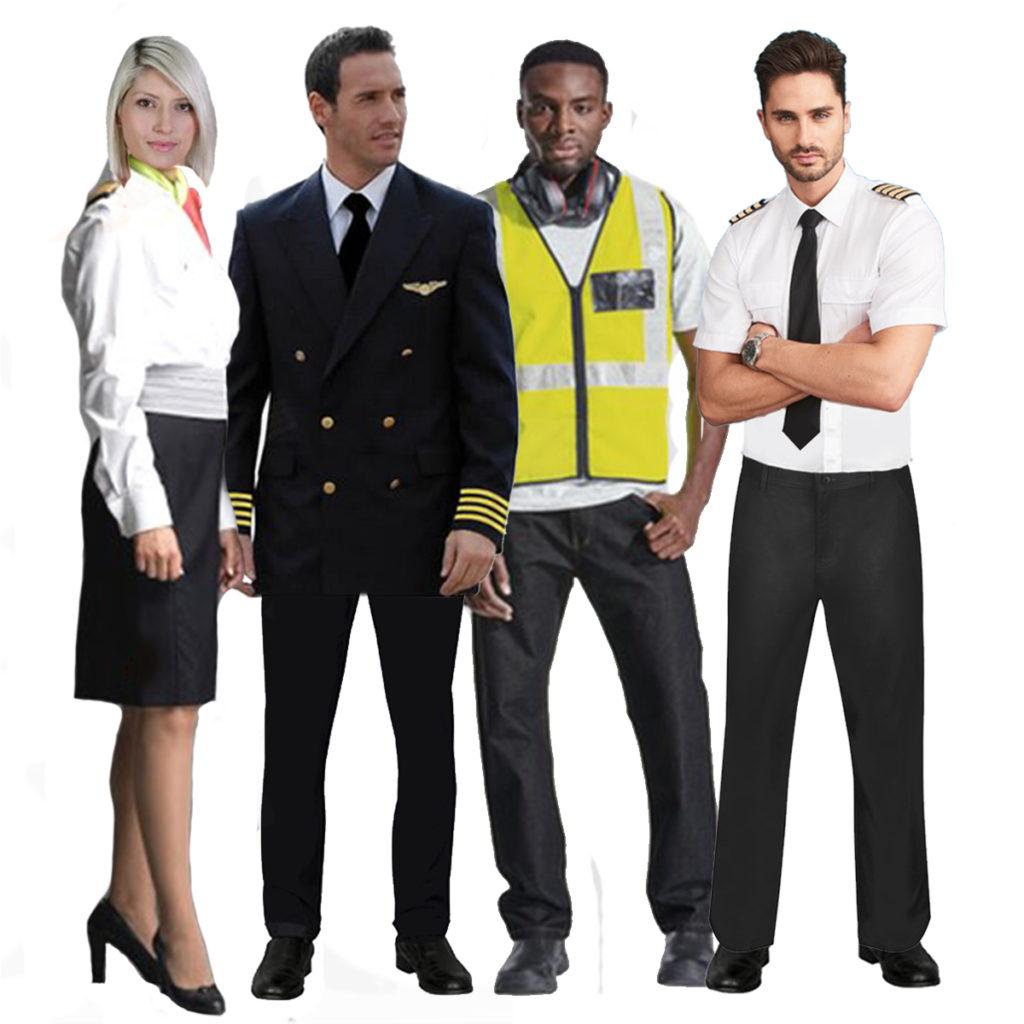 Idea-Shack Corporate Clothing Aviation