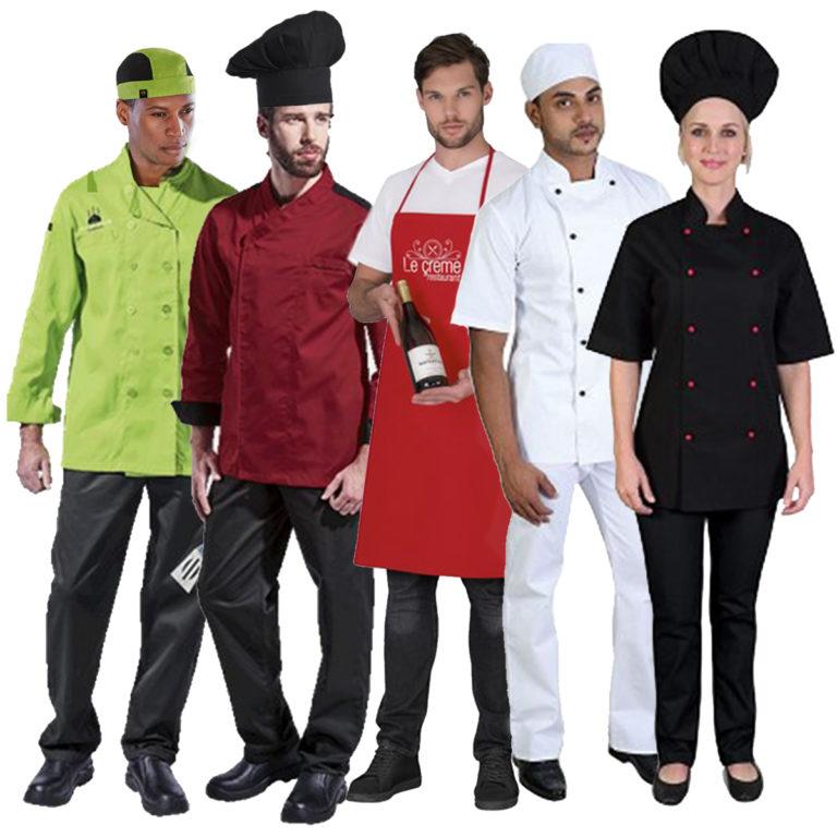 Idea-Shack Branded Clothing Hospitality Wear