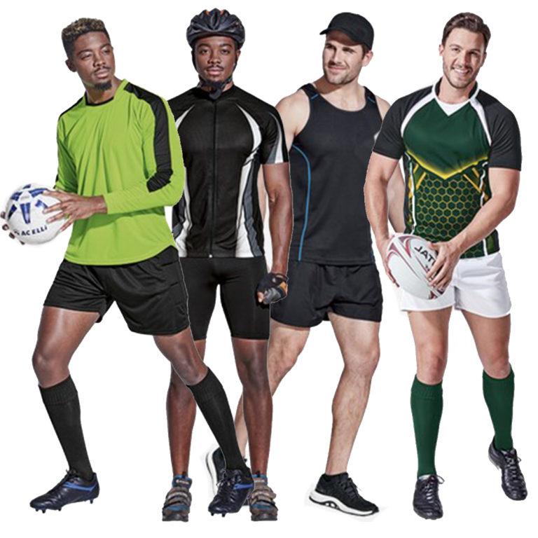 Idea-Shack Branded Clothing Sports wear on-field