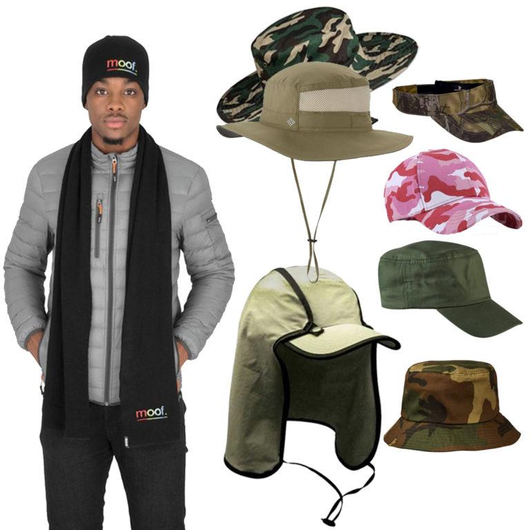 Idea-Shack Branded Clothing Outdoor Headwear