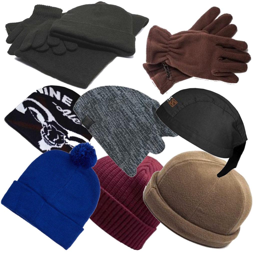 Idea-Shack Branded clothing beanies