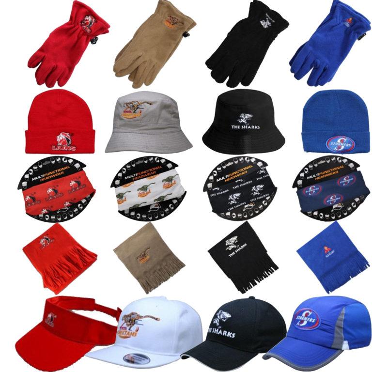 Idea-Shack Branded Clothing Headwear licensed