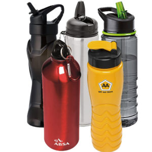 Idea-Shack Promotional Gifts & Giveaways Water Bottles