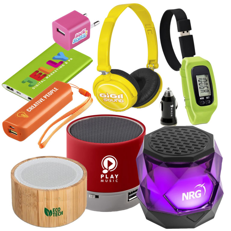 Idea-Shack Promo Gifts & Giveaways Personal Tech 1