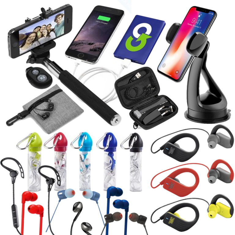 Idea-Shack Promo Gifts & Giveaways Mobile PhoneAccessories