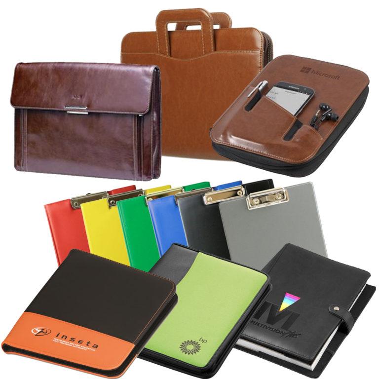 Idea-Shack Promo Gifts & Giveaways Folders 1