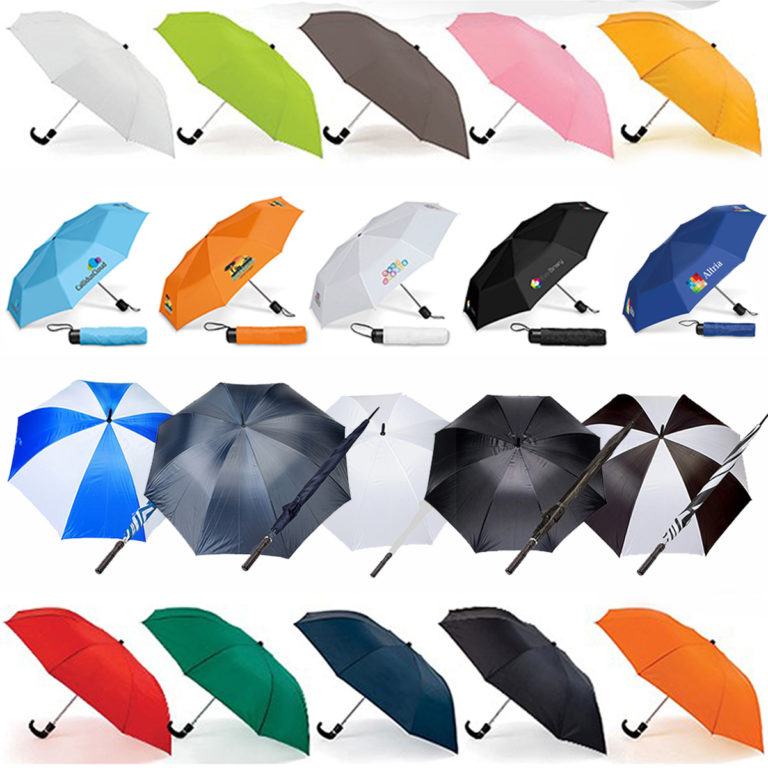 Idea-Shack Promo Gifts & Giveaways Umbrellas