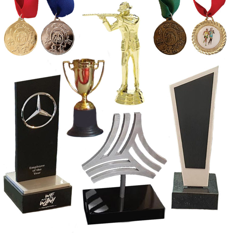 Idea-Shack Promo Gifts & Giveaways Trophies