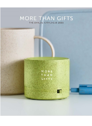 Idea-Shack Branded Gifts & Gadgets Catalog 8 KMQ More Than Gifts